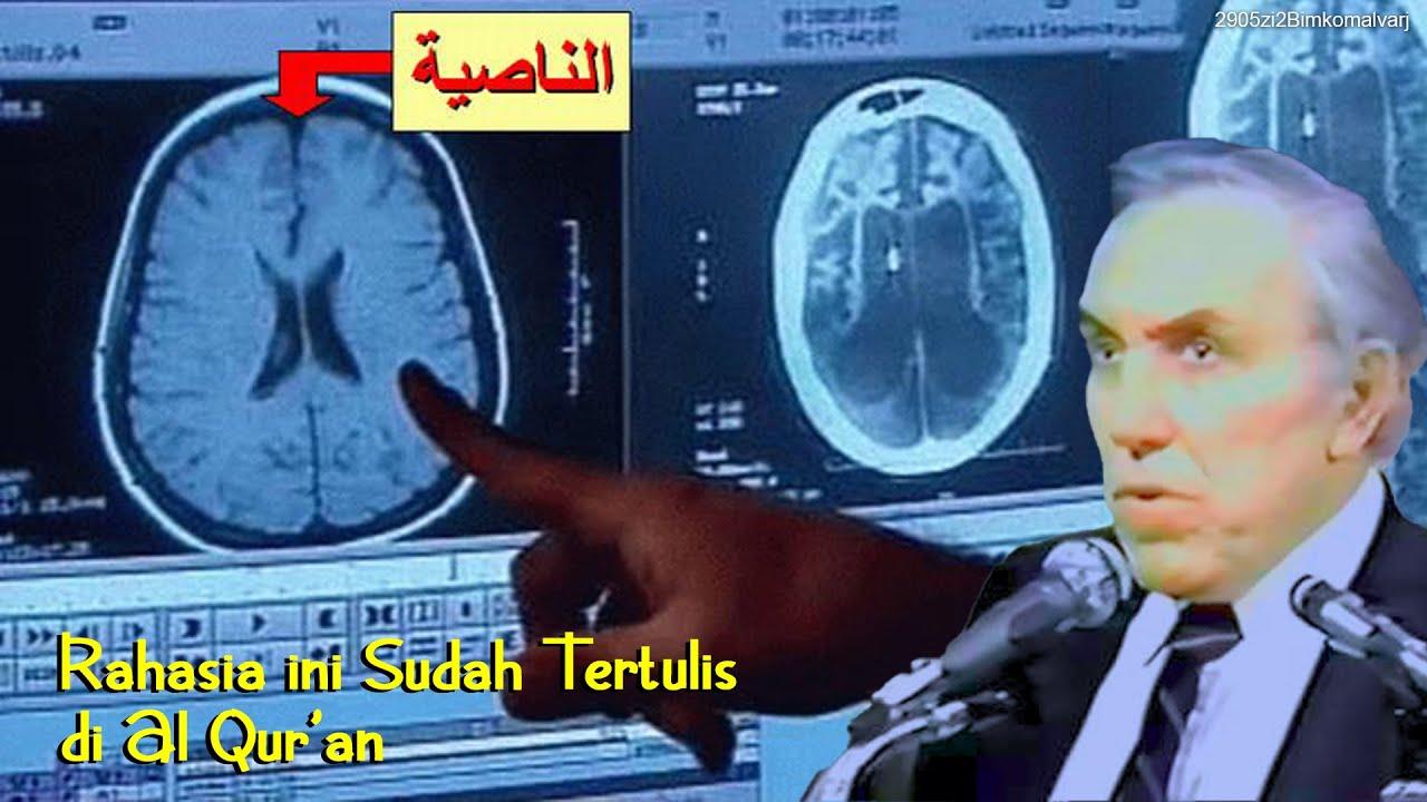 ILMUWAN TEPOK JIDAT..!! Baru Tahu Rahasia نَاصِيَة Sudah Tertulis dalam Al Qur'an #sainsislam
