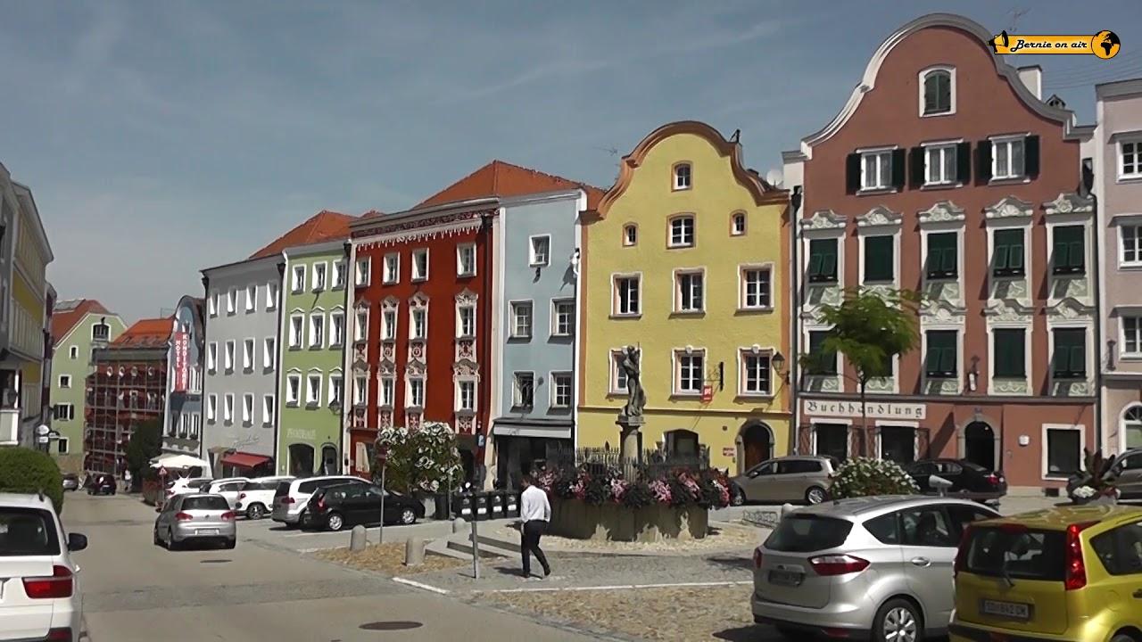 Schärding Am Inn Oberösterreich Austria Youtube