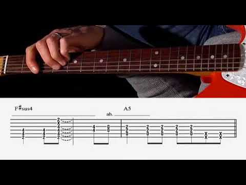 Nirana Come As You Are Guitar Lesson Chords Youtube