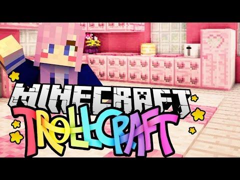Kawaii Kitchen | Minecraft TrollCraft | Ep. 4