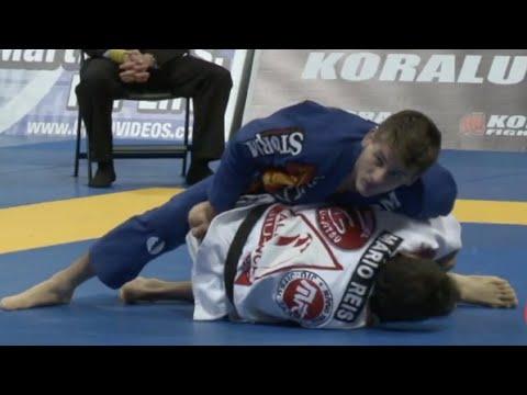 Rafael Mendes VS Mario Reis / World Championship 2012