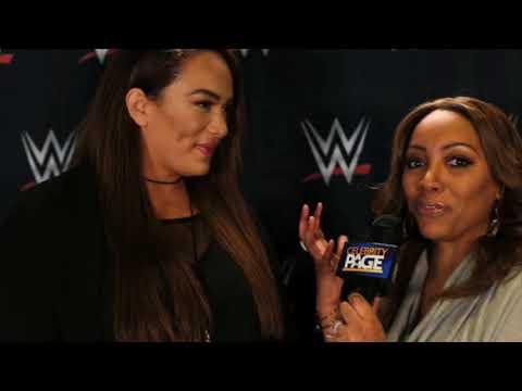 Celebrity Page Digital Exclusive: WWE Superstar Nia Jax