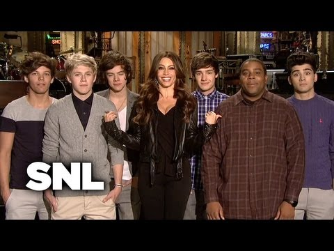 SNL Promo: Sofia Vergara - One Direction - Saturday Night Live