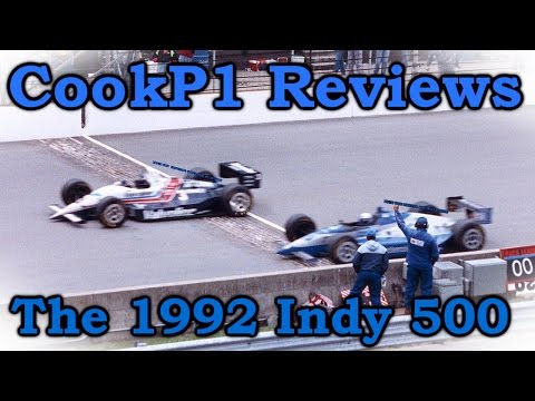 CookP1 Reviews - The 1992 Indy 500