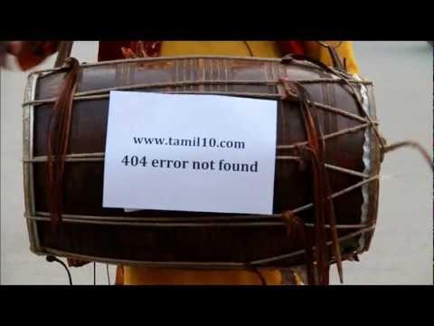 Tamil10.com Creative Funny 404 Error vide