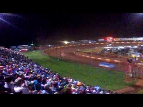 8/11/2018 Dixie Speedway Super Late Model Feature