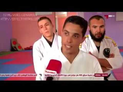 Martial arts in Algeria