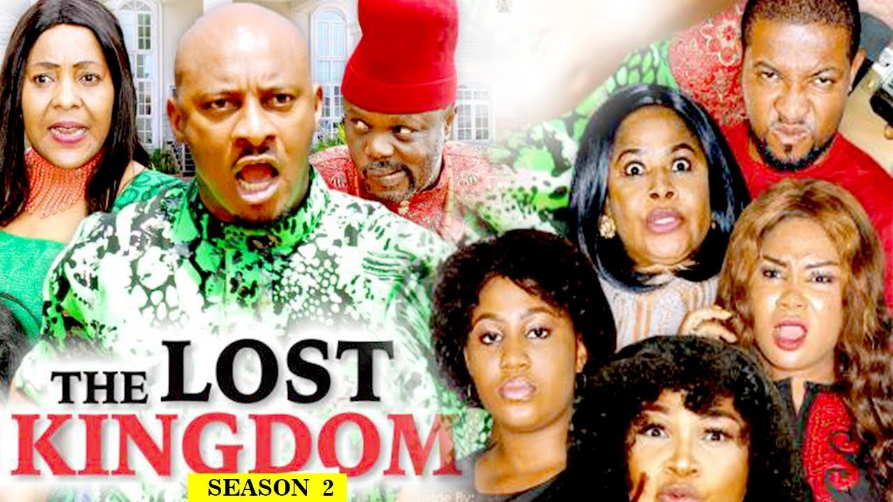 Download THE LOST KINGDOM 2 - 2018 LATEST NIGERIAN NOLLYWOOD MOVIES || TRENDING NOLLYWOOD MOVIES