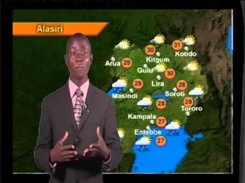 KISWAHILI weather forecast for 18 01 2016