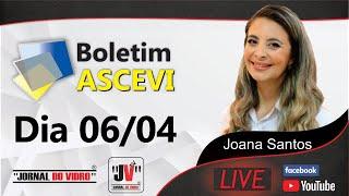 BOLETIM ASCEVI - com Joana Santos