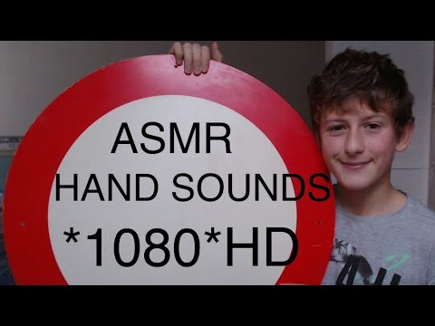 asmr 30minutes of hand sounds!(soft-whispering)*INTENSE TING