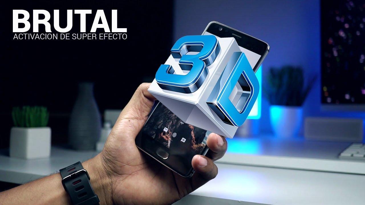 Pantalla 3d Para Cualquier TelÉfono Android: Activar PANTALLA 3D En Cualquier Android!