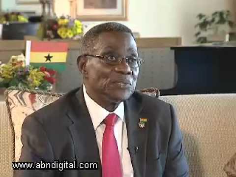 Ghanaian President John Atta Mills - Part 1