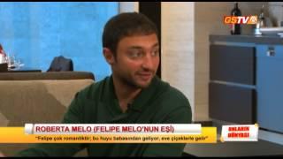 GSTV | Onların Dünyası - Konuk: Felipe & Roberta Melo