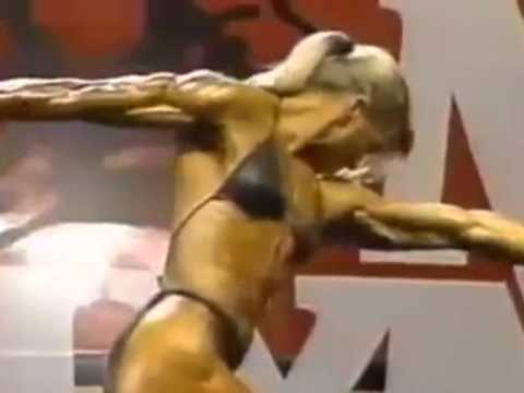 Kathy Unger perfect muscles