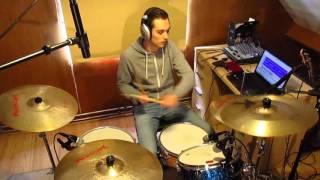 Mando Diao - Dance With Somebody drum cover Niels