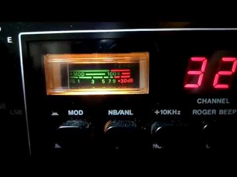 Frequencia 26425 usb a chegar por aqui ao meu qth com sinais fortes.