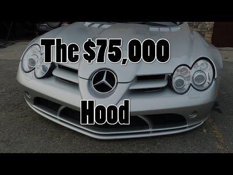 The $75,000 Factory Mercedes Hood