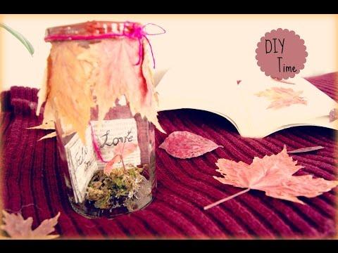 ~diy-mason-jar-decor-for-fall~