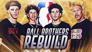 The Ball Family Rebuild...