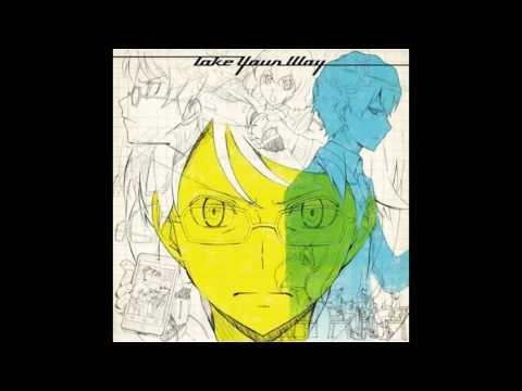 「DEVIL SURVIVOR2 OP FULL」 LiveTune Ft. Fukase「Take Your Way」Full  W/ lyrics