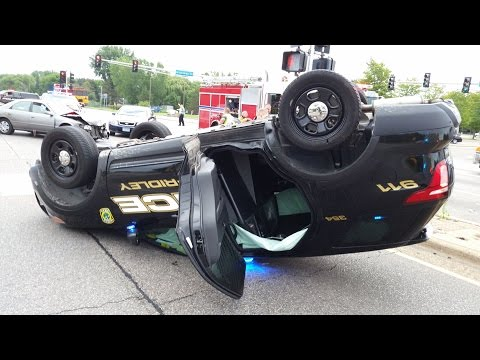 20160812 Pd Rollover - Fridley Mn