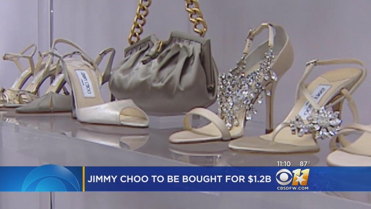 06345915ee Michael Kors Puts Best Foot Forward, Buys Jimmy Choo - YouTube