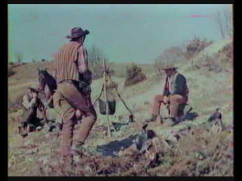 LES COLTS BRILLENT AU SOLEIL 1970 western spaghetti Génerique Teaser