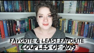 Favorite & Least Favorite Book Couples of 2019
