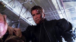 T-850 Crashes | Terminator 3 [Open Matte 1.78:1]