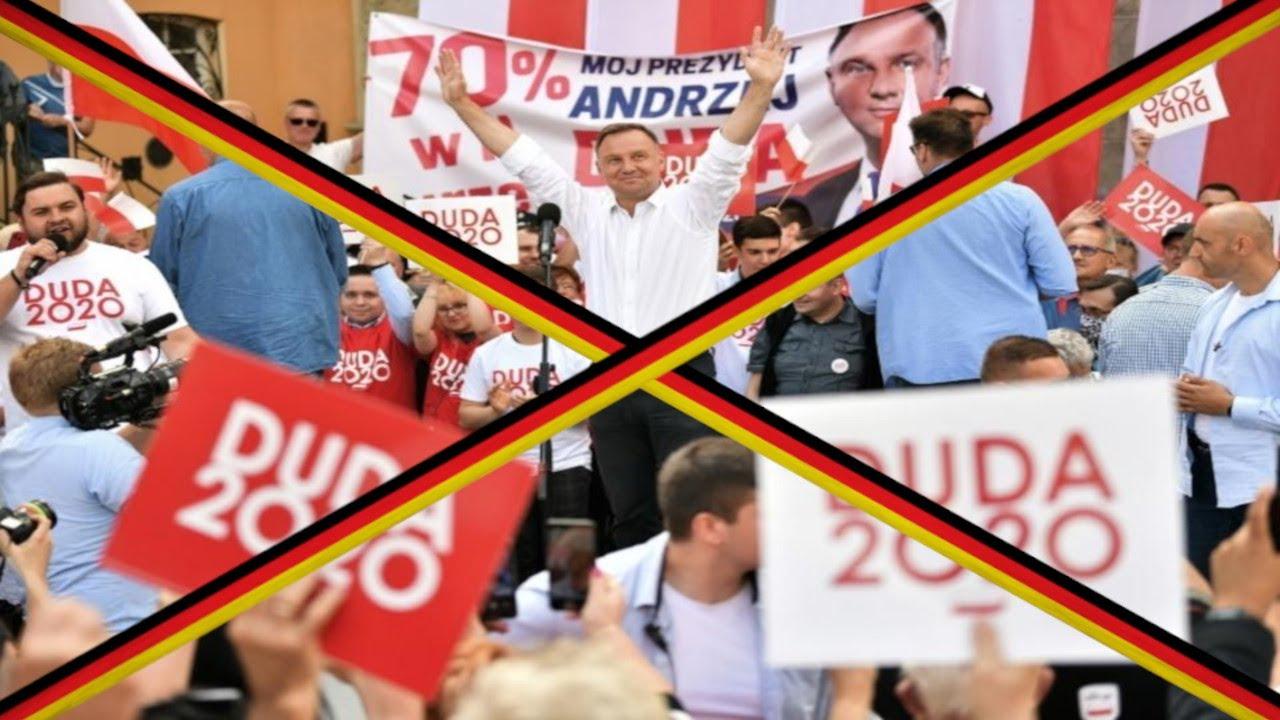 """""""Niemcy chcą nam wybierać prezydenta? Nie zgadzam się na to!"""" - Nowy przeciwnik Andrzeja Dudy"""