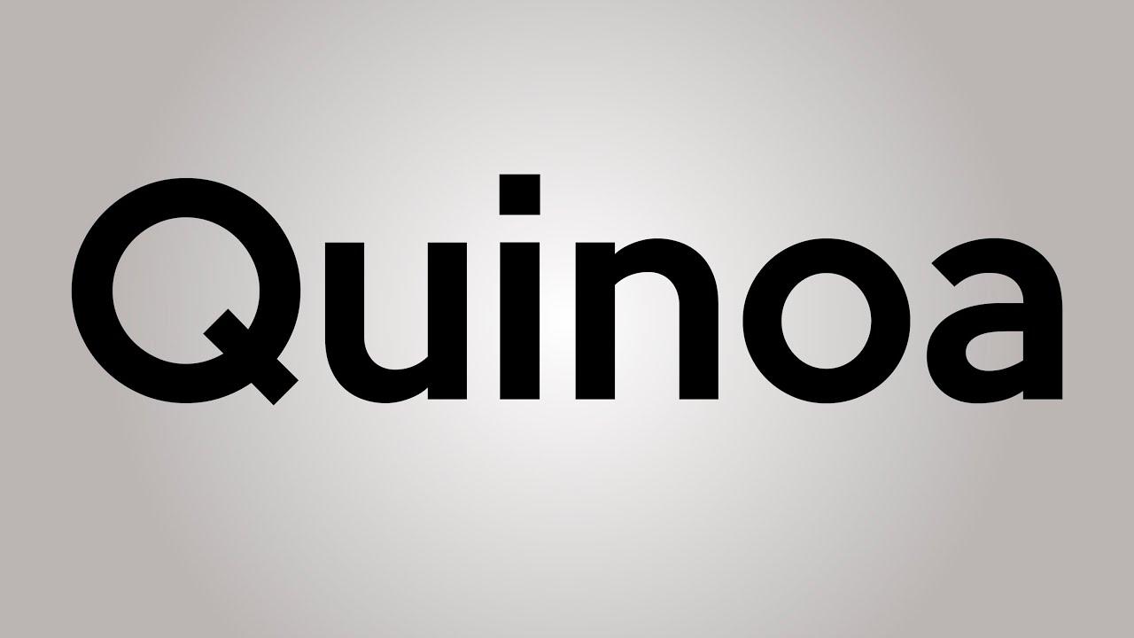How To Pronounce Quinoa - Pronunciation Academy