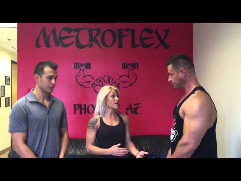V Bodybuilding Show NPC Overall Champ Samantha Michelle Wallace