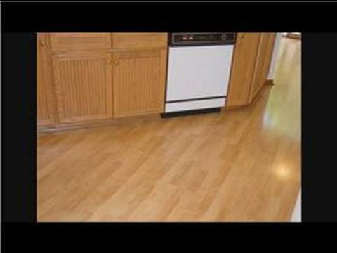 Kitchen Cabinet Remodeling: Kitchen Flooring Installation