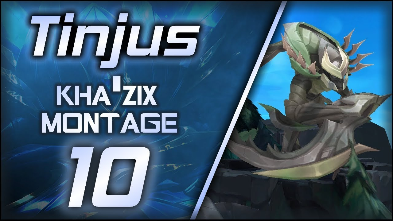 Kha'Zix Build Guide : Tinjus' Ultimate Kha'Zix Jungle Guide