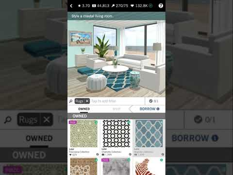 Play Design Home Today   A Relaxing, Fun Game That Allows You To Live The  Life Of An Interior Decorator. Sharpen Your Decorating Skills In Daily  Design ...