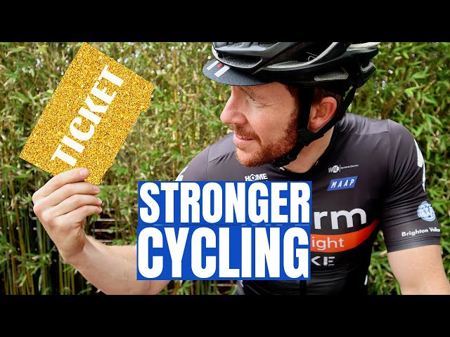 A Golden Ticket to Stronger Cycling