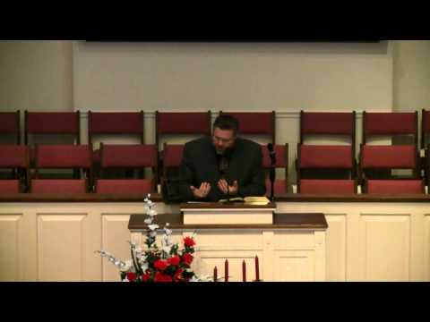 "1/18/15 - ""Zechariah: Crucial Questions For The New Year, Part Three"" (Luke 1:5-7) Dr Donnie Brannen"