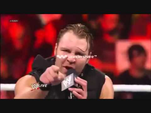 Dean Ambrose ll Hated you from Hello ll MV