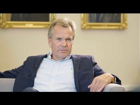 Finn Haugan: Konsernsjef for SpareBank 1 SMN i 25 år