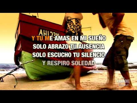 Mi Sueño in the style of Luis Fonsi | Karaoke with Lyrics