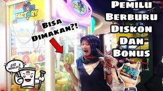 SERU! PEMILU DAPAT TAS BUAH KIWI DAN BONUS GOLDEN GEAR! FUNWORLD AEON MALL JAKARTA GARDEN CITY