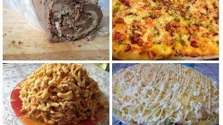 КУЛИНАРНЫЙ Vlog: Меню на неделю\ Что ест МНОГОдетная семья?***ЧТО ПРИГОТОВИТЬ?№31