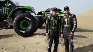 Monster Energy Monster Jam truck   2017 body style reveal