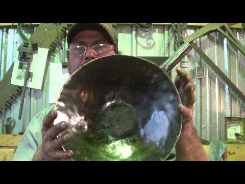 Blacksmithing - Forging A Wok