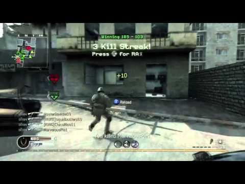 oTrev | Voices | CoD4 and MW2 Montage