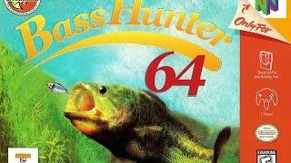 [HD] GAMETRONIK - IN FISHERMAN BASS HUNTER 64 - NINTENDO 64 US [REAL HARDWARE] [UNEMULATED]