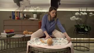 Bebeğin Kundak Yapılması / Hamilelik Akademisi