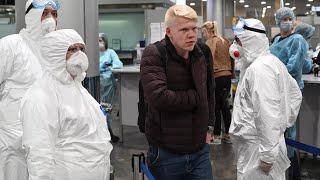 Коронавирус отступает В России ослабляют ограничения