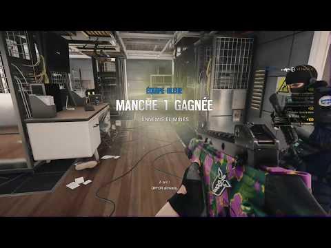 FBI SWAT : Ash est magique  ! ( Rainbow six Siege )